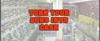 Consignment Guns in our POS System