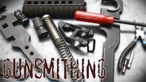 Gun Smithing Point of Sale
